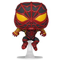 Marvel Miles Morales S.T.R.I.K.E Suit